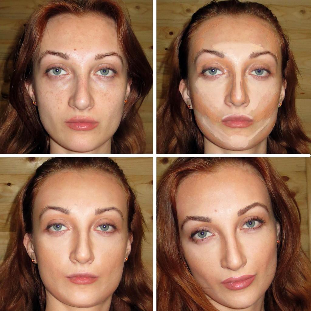 Как сделать лицо красивым в домашних условиях
