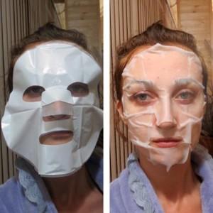 mizon маска