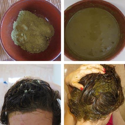 Маски для волос бесцветная хна для