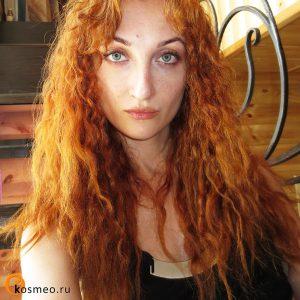 неудачная биозавивка волос