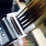 полировка волос, секущиеся волосы