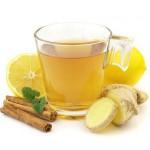 имбирь для похудения, имбирный чай