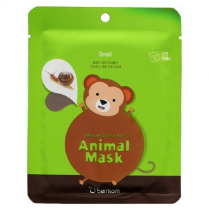 тканевая маска ANIMAL MASK BERRISOM