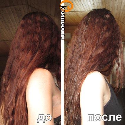 Крем-хна для волос отзывы фото до и после