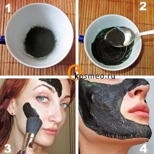маска спирулина