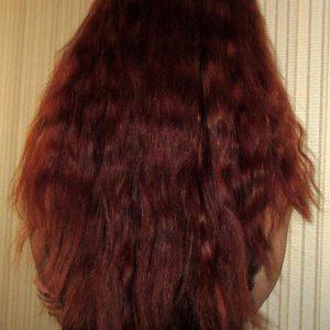 сухие тусклые волосы