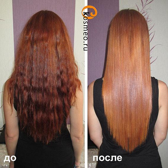 Масло для окрашенных волос египетский гибискус отзывы
