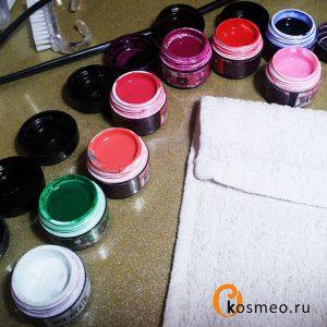 краски для маникюра